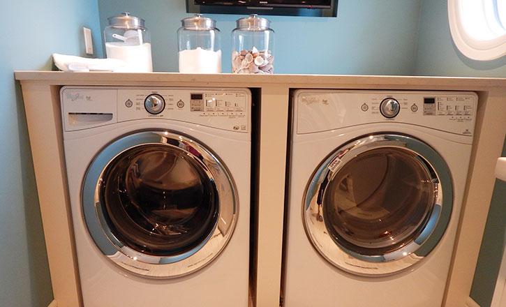 세탁기 청소