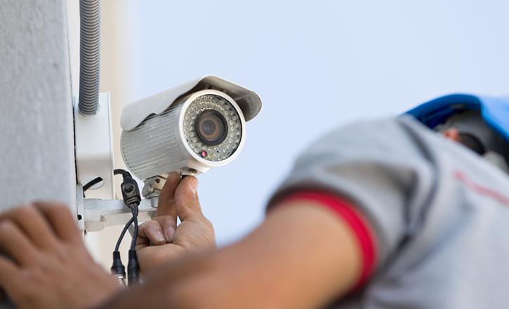 CCTV 설치