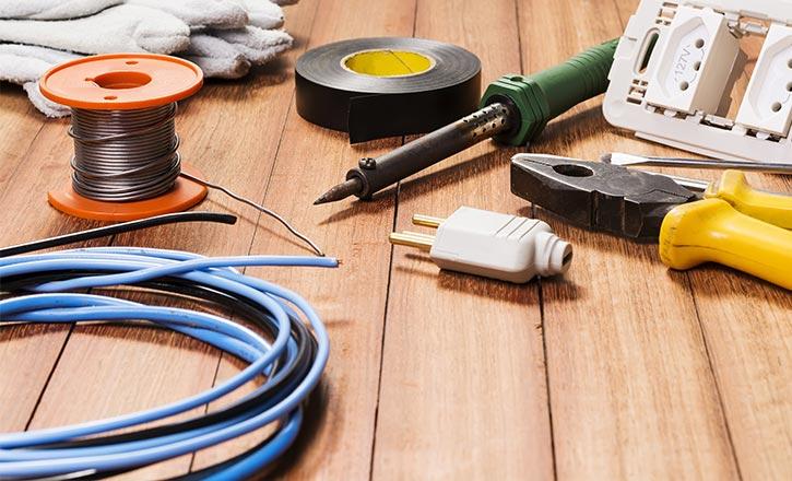 전기 배선 설치 및 수리