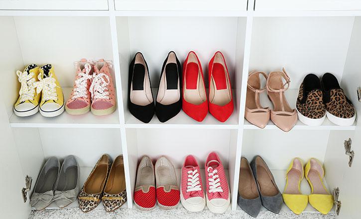 신발장 시공