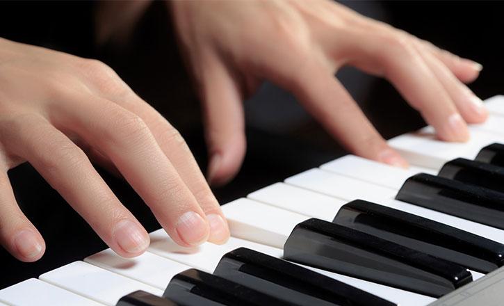 피아노/키보드 레슨