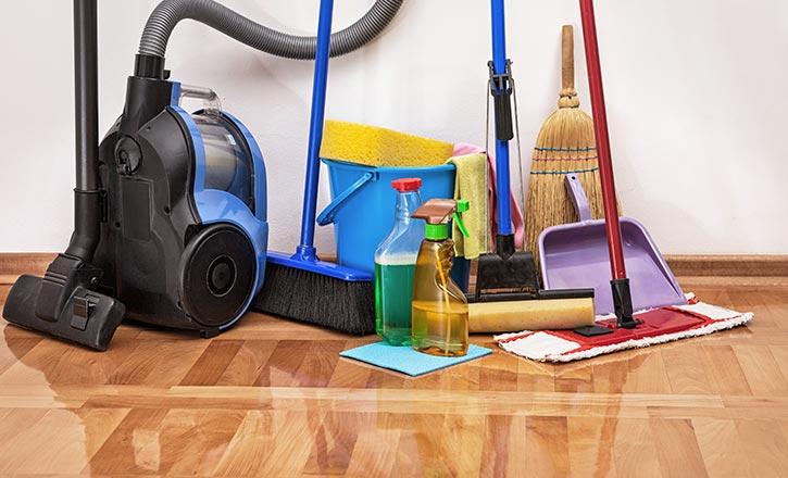 집 청소 도우미